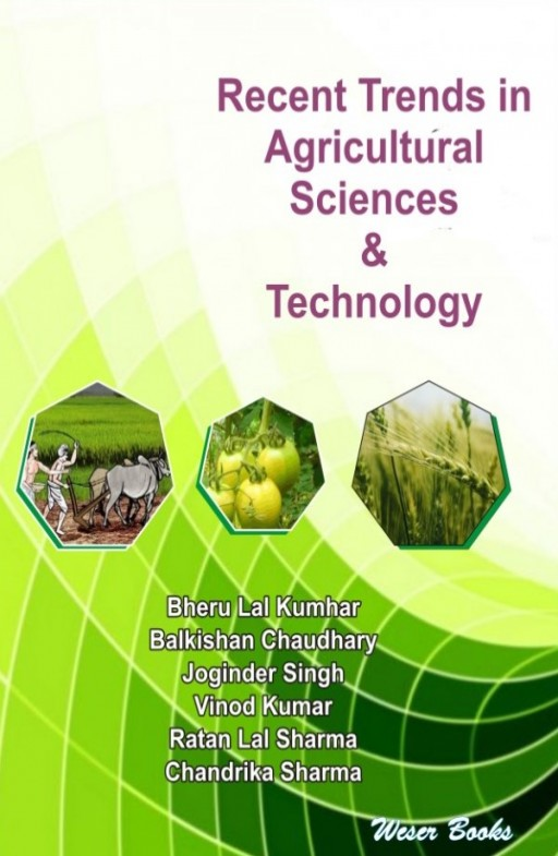 Recent Trends in Agricultural Sciences & Technology