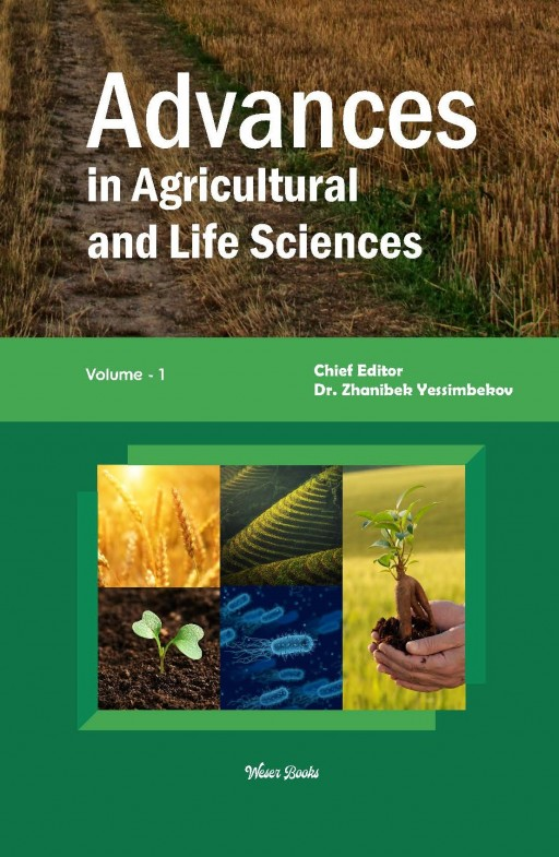 Advances in Agricultural and Life Sciences