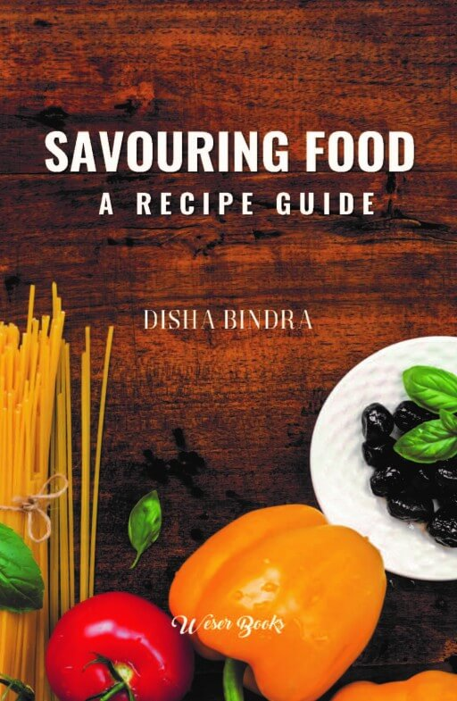 Savouring Food a Recipe Guide
