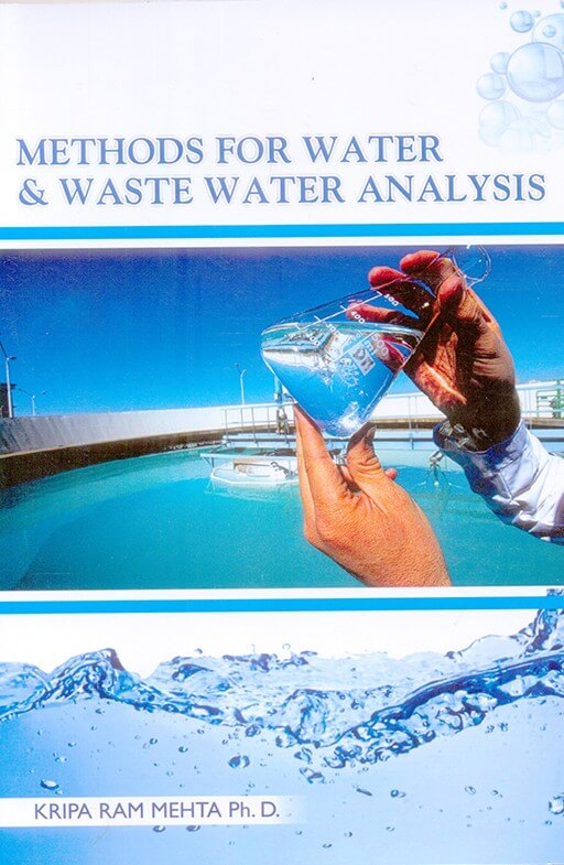 Methods for Water & Waste Water Analysis
