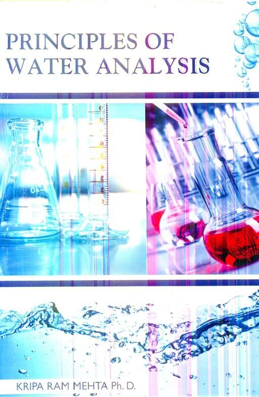Principles of Water analysis