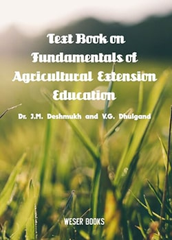 Text Book on Fundamentals of Agricultural Extension Education